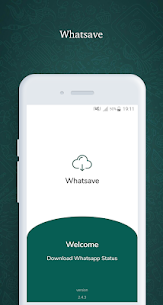 Whatsave – Status Downloader for WhatsApp  Download For Android 5