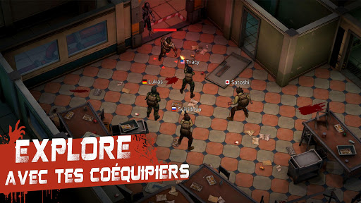 Code Triche Zone Z APK MOD screenshots 4