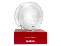 Raise3D White Premium PC Filament - 1.75mm (1kg)