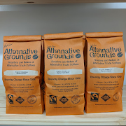 Alternative Grounds Coffee - 1lb