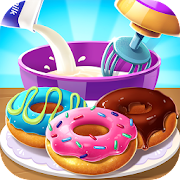 Game Make Donut - Kids Cooking Game APK for Windows Phone