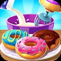 Make Donut - Kids Cooking Game icon