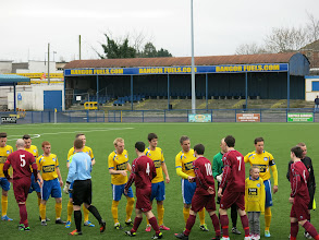 Photo: 22/02/14 v Institute (Northern Ireland Championship One) 0-1 - contributed by Leon Gladwell