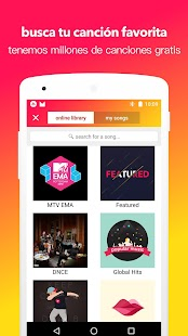musical.ly: miniatura de captura de pantalla
