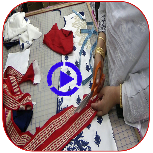 Dress Cutting Videos - Suit Cutting Step by Step (app)