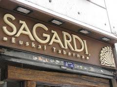 Visiter Sagardi (tapas)
