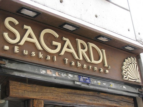 Photo Sagardi (tapas)