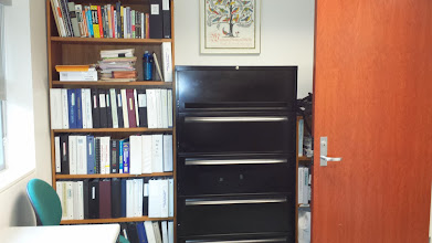 Photo: my office