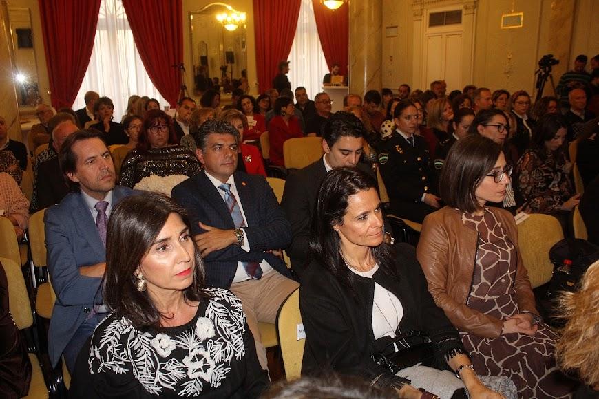 Premios Día Internacional de la Mujer.