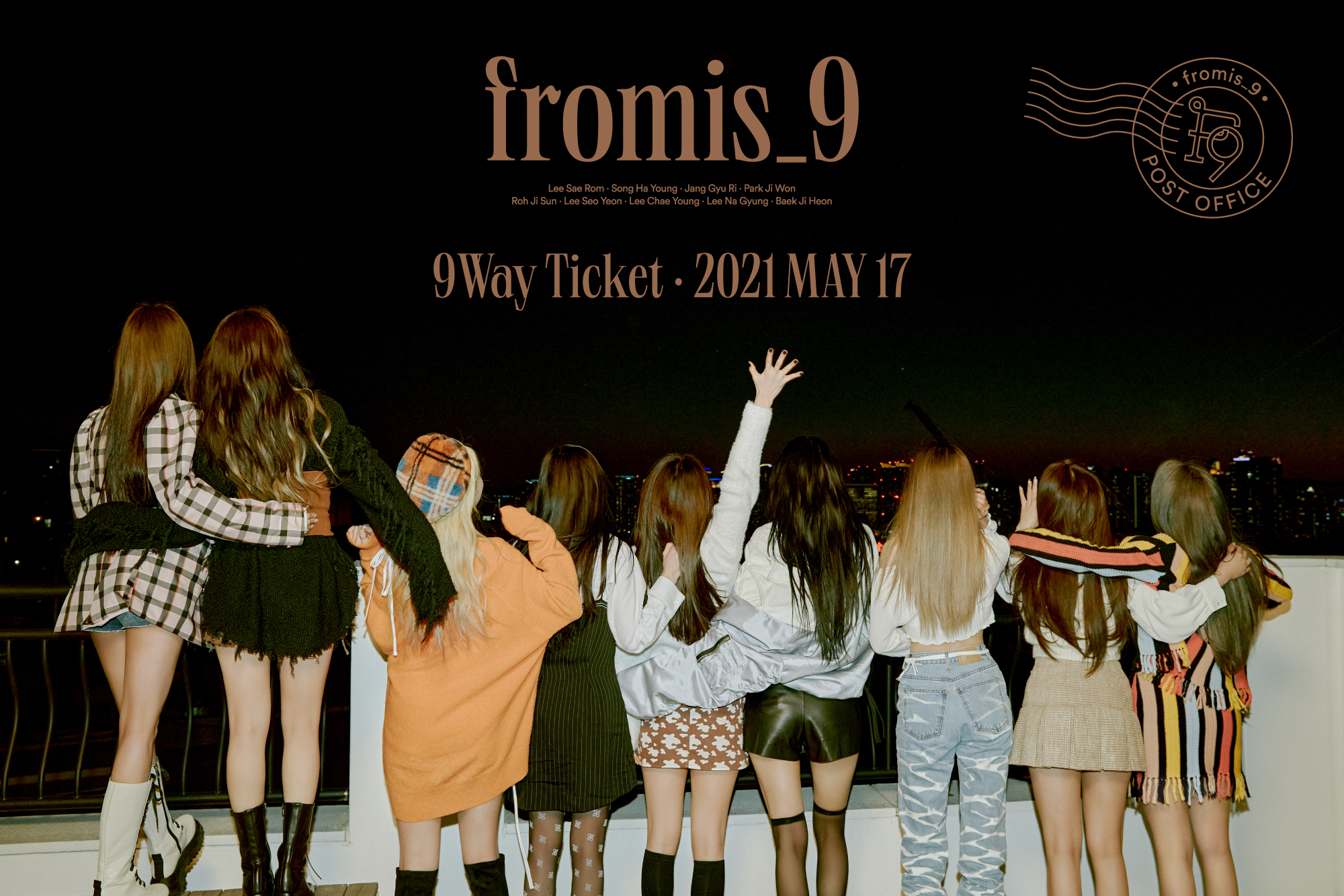 Fromis_9 Confirm New Album And Comeback Date | KissAsian