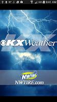 Screenshot of KX Weather