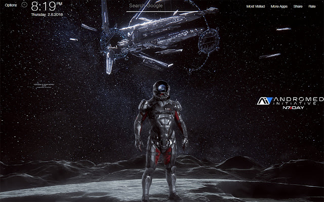 Mass Effect Andromeda Wallpapers Fullhd
