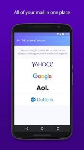 Yahoo Mail – Free Email App Screenshot 1
