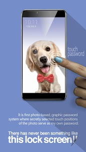 Touch Lock Screen – Easy & strong photo password 3