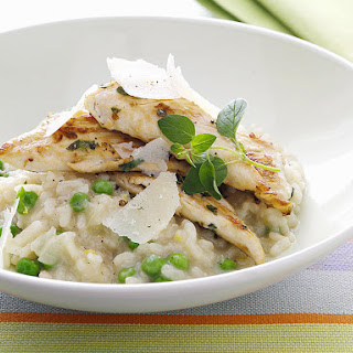 Chicken And Pea Risotto Healthy Recipes
