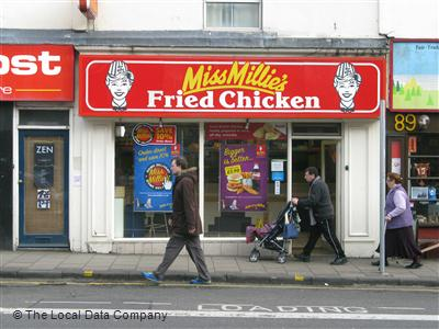 Miss Millies On Gloucester Road Fast Food Takeaway In