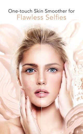 Youcam Makeup Magic Selfie Virtual Makeovers Aplicații Pe