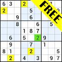 Sudoku Free - Classic Brain Puzzle Game icon