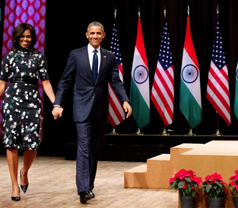 No dearth of talent in India. India takes pride in people like Milkha Singh, Mary Kom, Kailash Satyarthi, says US President Barack Obama http://ow.ly/I08z6 | HIGHLIGHTS: http://ow.ly/I09oA