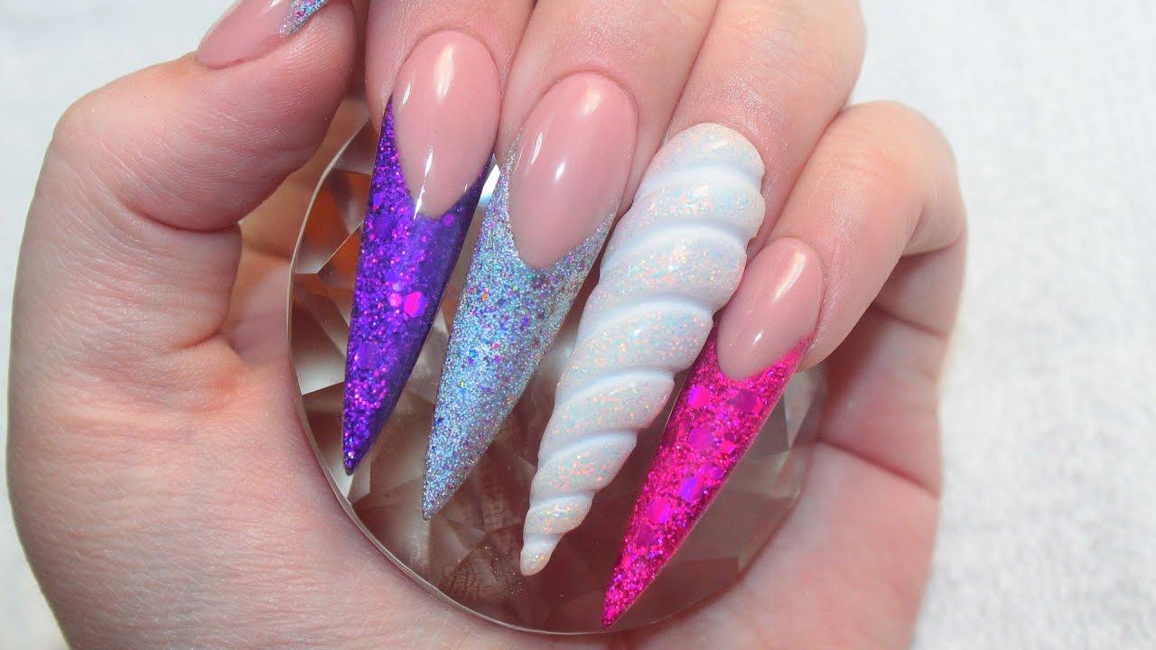 unicorn nailsjpg