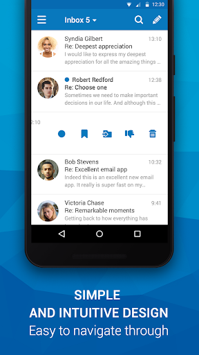 Email App for Any Mail 11.13.1.29164 screenshots 2