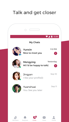 ChinaLove: dating app for Chinese singles 4.2.0 screenshots 6