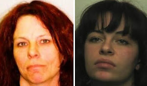 Mother and daughter jailed for drug running