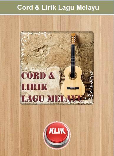 Cord dan Lirik Lagu Melayu - Android Apps on Google Play