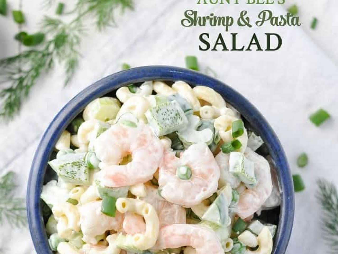 10 Best Pasta Salad With Shrimp And Mayonnaise Recipes Yummly