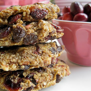 SO-GOOD! Lemon Cranberry Raisin Oatmeal Cookies
