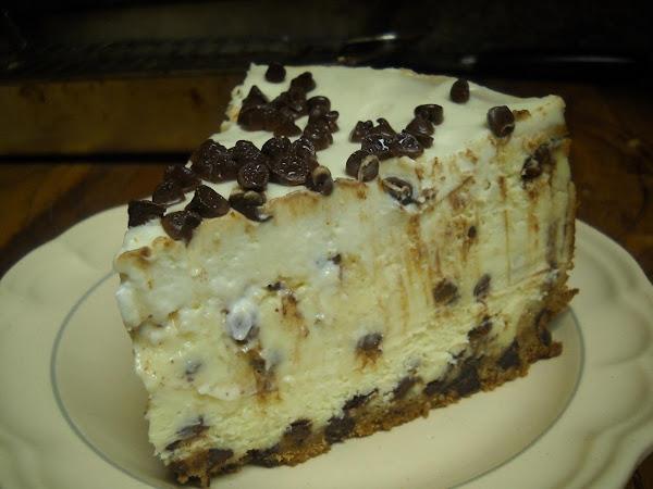 Chocolate Chip Cookie Cheese Cake Recipe