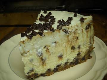 Chocolate Chip Cookie Cheese Cake