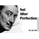 Not After Perfection