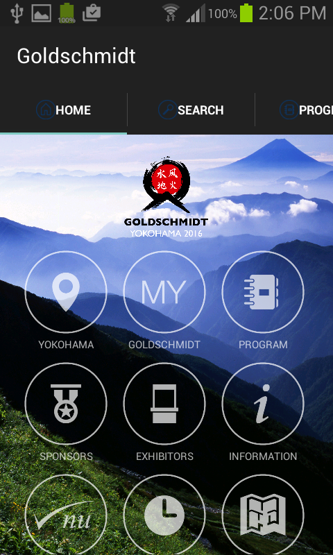 Goldschmidt- screenshot