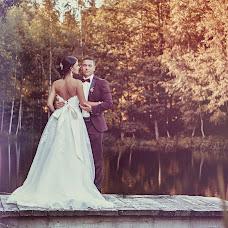 Wedding photographer Kristina Juodvalkienė (kristinajuod). Photo of 20.10.2017