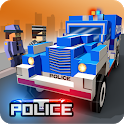 Ultimate Police Blocky City icon