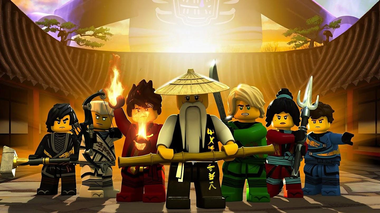Watch LEGO Ninjago: Masters of Spinjitzu live