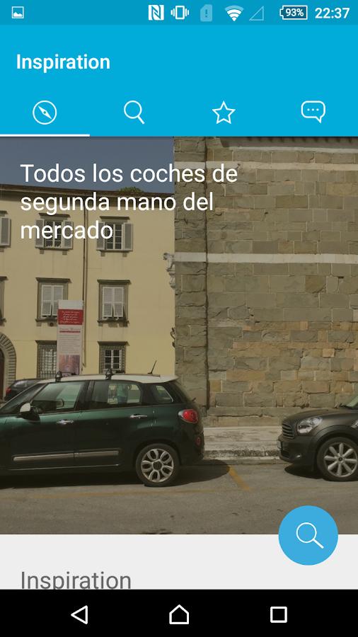 Autouncle coches segunda mano aplicaciones de android for Coches de segunda mano