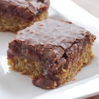 Chocolate Oatmeal Bars.