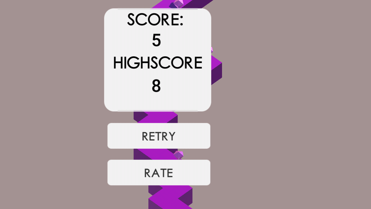 Roller Zag- screenshot