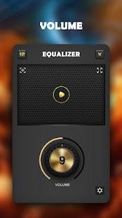 Bass Booster & Equalizer Pro - náhled