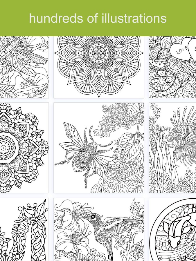 Colorfeel: Coloring Book - Android Apps on Google Play