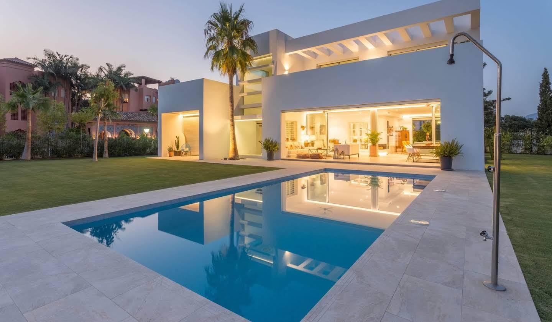 Villa avec piscine San Pedro de Alcántara