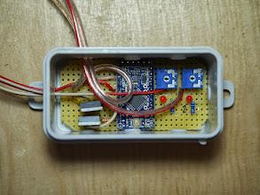 Photo: slingshot electronics