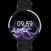 Electric Energy watchface Pro
