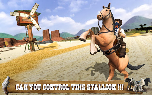 Cowboy Horse Riding Simulation for PC