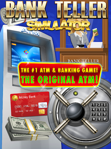 Bank Teller ATM Simulator