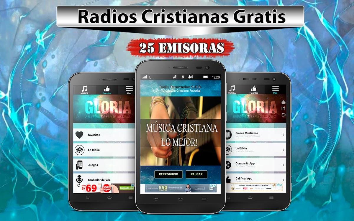Radio Cristiana Musica Cristiana Gratis Android