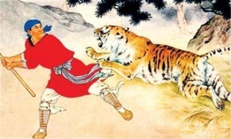 Image result for võ tòng đả hổ