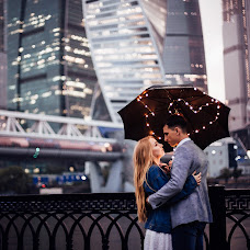 Wedding photographer Arina Egorova (ArinaGab0nskaya). Photo of 17.08.2018